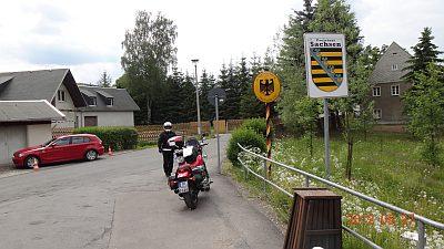 zurueck in Sachsen