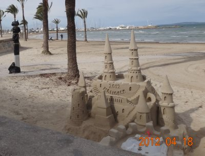 Strandeindruecke